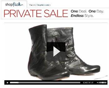 Shopflick Private Sale