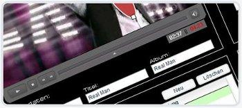 Video-Widget von Cavi Int.