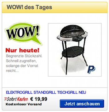 Live-Shopping bei eBay: Keine Videos in Sicht