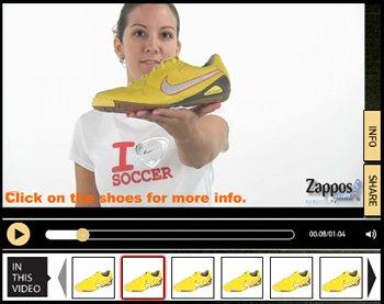 Zappos-Video-Widget