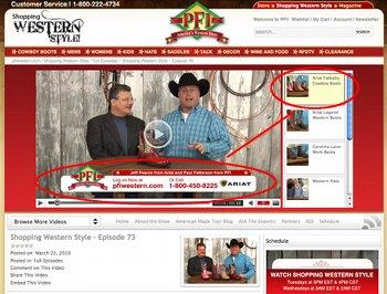 Video-Show von PFI Western