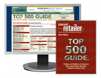 Internet Retailer Top 500 Guide