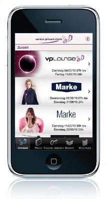 100624_Vente Privée iPhone-App