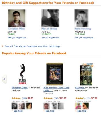 Amazonfacebook