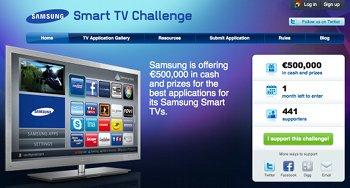 Samsung Smart TV Challenge