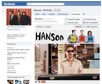 Video-Streaming-App bei Facebook