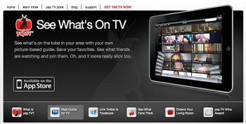 Yap.tv for iPad