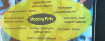 Shoppingparty