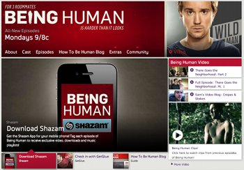 TV-Serie Being Human