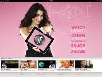 iPad-App von HSN