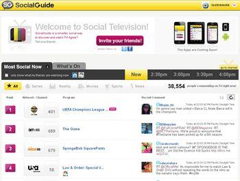 SocialGuide Beta