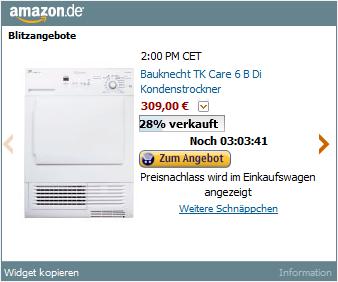 Amazonwidget