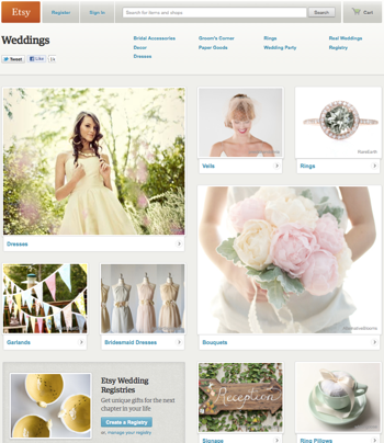 Etsyweddings