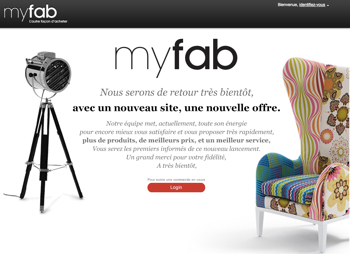 myfab. Black Bedroom Furniture Sets. Home Design Ideas