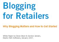 Bloggingforretailers