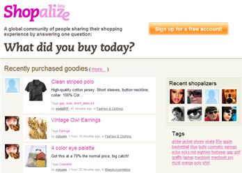 Shopalize