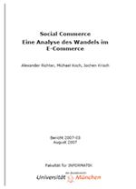 Socialcommerceanalyse