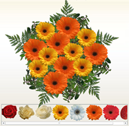 Blumenstrausskonfigurator