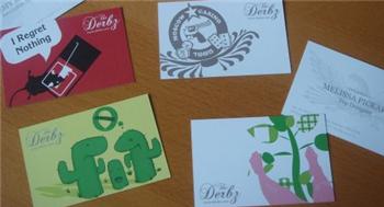 Derbycards