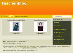 Taschenblog